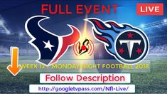 Titans vs Houston Live : complete the series sweep on Monday free