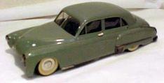 1949 Oldsmobile 98 4 Door Sedan by Cruver promo model Green