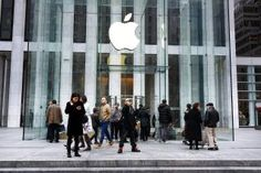 Apple Store on Fifth Avenue in NYC - Spencer Platt/Getty Images News/Getty Images