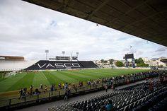 Estádio São Januário - Rio de Janeiro (RJ) - Capacidade: 20,3 mil - Clube: Vasco