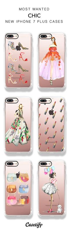 Stay Chic! Shop our Chic iPhone 7 and iPhone 7 Plus case Collection here > https://www.casetify.com/artworks/1DSamIFM0k