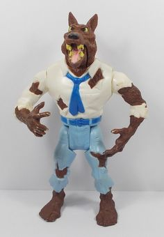 Ghostbusters -- Wolfman -- Action Figure -- Kenner in Toys & Games, Action Figures, TV, Movies & Video Games Ghostbusters, My Childhood, Action Figures, Video Games, Lion Sculpture, Statue, Movies, Videogames, Films