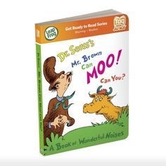Leap Frog Toys > 24m+ > Tag Junior Software - Mr Brown Can Moo   Shop Online