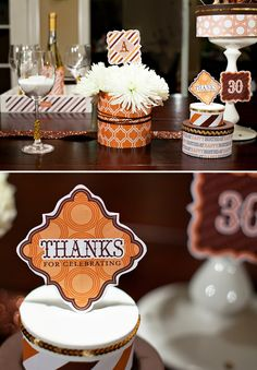 awesome 30th birthday decor