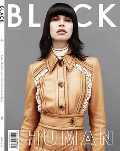 Black Magazine Spring/Summer 2015 Covers issue 23