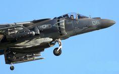 AV-8B+ Harrier II