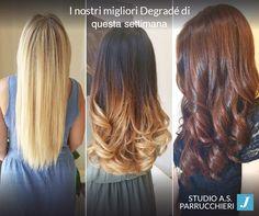 We love long hair, We love Degradé Joelle!  #degradejoelle #madeinitaly #ootd #musthave #naturalshades #grosseto