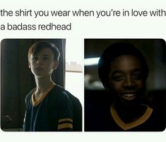 Read Random from the story Stranger Things Stranger Things Fotos, Stranger Things Quote, Stranger Things Have Happened, Stranger Things Aesthetic, Stranger Things Netflix, Movie Memes, Funny Memes, Hilarious, It Movie Cast