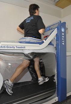Alter-G Anti-Gravity Treadmill at ARC Athletics