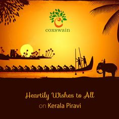 Kerala Piravi Wishes To All