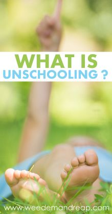 What is Unschooling? #kids #school #unschool #homeschool #fun #learn #creative