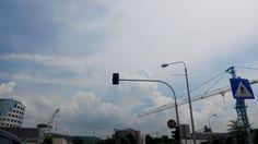 Νωρίς το μεσημέρι στην περιοχή του κέντρου #Thessaloniki