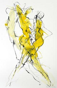 The Orange Street Gallery The Sirens - Bella Pieroni
