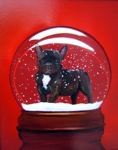 dog snow globes - WOW.com - Image Results