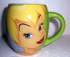 Disney mug - Tinkerbell from Peter Pan