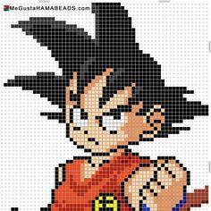 hama beads mini go no onku cara Hama Beads Patterns, Beading Patterns, Pixel Art Super Heros, Pixel Dragon, Modele Pixel Art, Anime Pixel Art, Art Perle, Pix Art, Pixel Art Templates