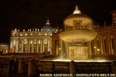 "Basilica Papale di San Pietro in Vaticano - Petersdom Rom (from <a href=""http://digitalfoto-welt.de/picture.php?/61/category/4"">Rainer Kaufhold - digitalfoto-welt.de - digital photo world</a>)"