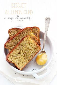 lemon curd & poppy seed cake