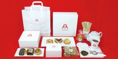 Andersen Bakery - [Brand Identity] - image 1 - red dot 21: global design directory