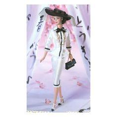 Spring in Tokyo Barbie