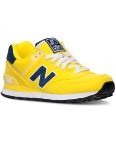 New Balance Women's 574 Casual Sneakers from Finish Line New Balance 574, New Balance Women, New Balance Shoes, Casual Sneakers, Casual Shoes, Shoes Sneakers, Shoes Men, Nb Shoes, Sneakers Sale