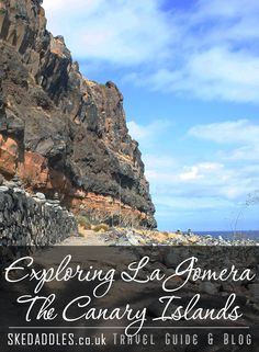 La Gomera is one of the quieter of the Canary Islands and is perfect for hiking, cycling or simply soaking up some sun. Trek through the mountains and valleys, visit the villages in the clouds and visit the enchanting Garajonay National Park – Skedaddles.co.uk