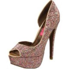 Betsey Johnson Women's Snackss Pump