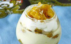 Tiramisu à l'ananas et coco au thermomix