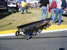 Custom radio flyer wagon pics and ideas??? - Page 3 - THE H.A.M.B.