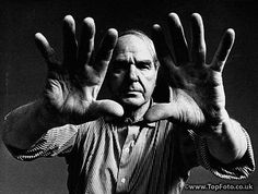 you need hands  - Henry Moore.