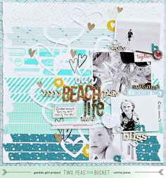 213 in 2013: Our Beach Life by corej @2peasinabucket