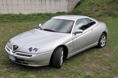 Alfa Romeo gtv 2.0  still currently have this car......very sadly sold our GTV recently, bought a Maserati 4200 Coupe instead :)