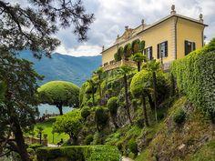 Villa del Balbianello Loggia