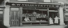 Restaurant 104 is situated in what was once one of the Youkstetter pork butchers immortalised by James Joyce in Ulysses. Church Of Ireland, Mexican Heritage, National School, National Archives, Family Search, Historian, Family History, Genealogy, Irish