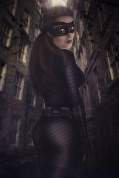 [Self] [Photographer] My DarkKnight Cat-Woman