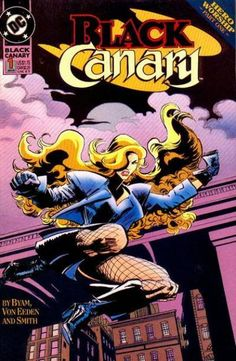 Black Canary (Volume) - Comic Vine