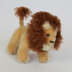 Ark, 1940s, Lion, Germany, Teddy Bear, Toys, How To Make, Animals, Collection