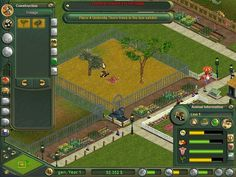 Download Zoo Tycoon simulation for Windows XP/98/95 (2001) - Abandonware DOS Simulation Games, Windows Xp, Clash Of Clans, Old School, Video Games, Gaming, Retro, Videogames, Videogames