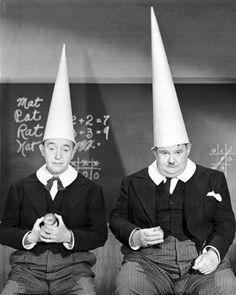 Stan Laurel and Oliver Hardy  Great)