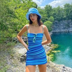 2000s Fashion, Look Fashion, Spring Summer Fashion, Spring Outfits, Summer Outfit, Mode Outfits, Fashion Outfits, Summer Lookbook, Street Style Summer