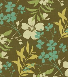 Wouldn't this make cool wallpaper for your retro 70's bathroom?