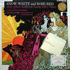 The Art of Leo and Diane Dillon: Andrew Lang: Snow White and Rose Red & Other Fairy Tales