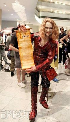 Rumplestilskin from One Upon A Time Cosplay