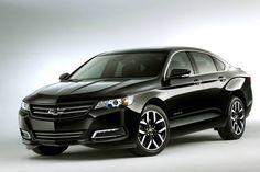 2015 impala vs 2016 | Photos Chevrolet Impala 1964-1967 vs Midnight 2015 - 2016 from article ...