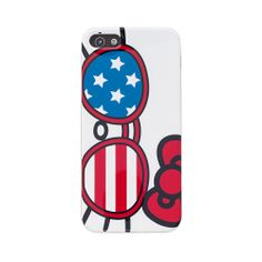 I love the Hello Kitty America iPhone 5 Case from LittleBlackBag