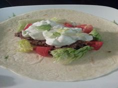 Gyros - an Authentic Recipe for Making Them at Home. Not low carb as posted. Will need to skip the breadcrumbs, I would just add 2 tablespoons almond flour. He is absolutely spot on with slamming the meat on the counter. Will use an almond flour wrap. Home Recipes, Meat Recipes, Dinner Recipes, Cooking Recipes, Cooking Ideas, Best Greek Restaurant, Greek Restaurants, Gyro Meat, Kitchens