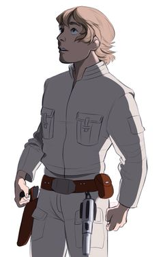 Luke Skywalker-The Last of the Jedi