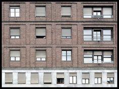Case Bonaiti e Malugani - Giovanni Muzio - itinerari - Ordine degli architetti, P.P.C della provincia di Milano