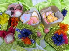 Pat-A-Cake's Bake Shop, in a residential Cordova area, offers gift boxes containing cookies and truffles, perfect for Mother's Day. (Michael Donahue)