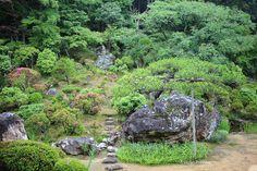 名勝庭園、竹林寺、高知 Temple Garden, Chikurinji, Kochi